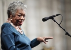 Maya Angelou Reciting Her Favorite Poems [VIDEO GALLERY]