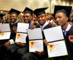The 52 Percent: What Are The Motivations Behind Black Boys, Graduating High School?