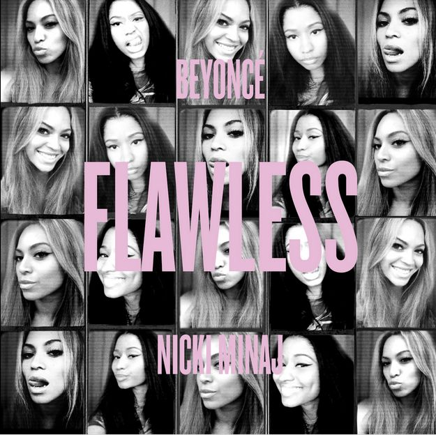 Beyonce-and-Nicki-Minaj-flawless