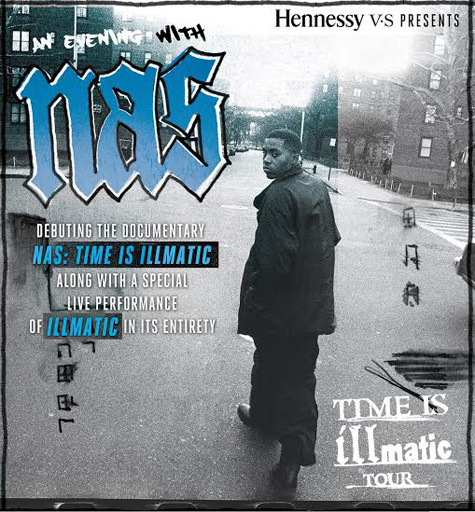 """Nas Announces """"Illmatic"""" Tour and Documentary Coming To DC In"""