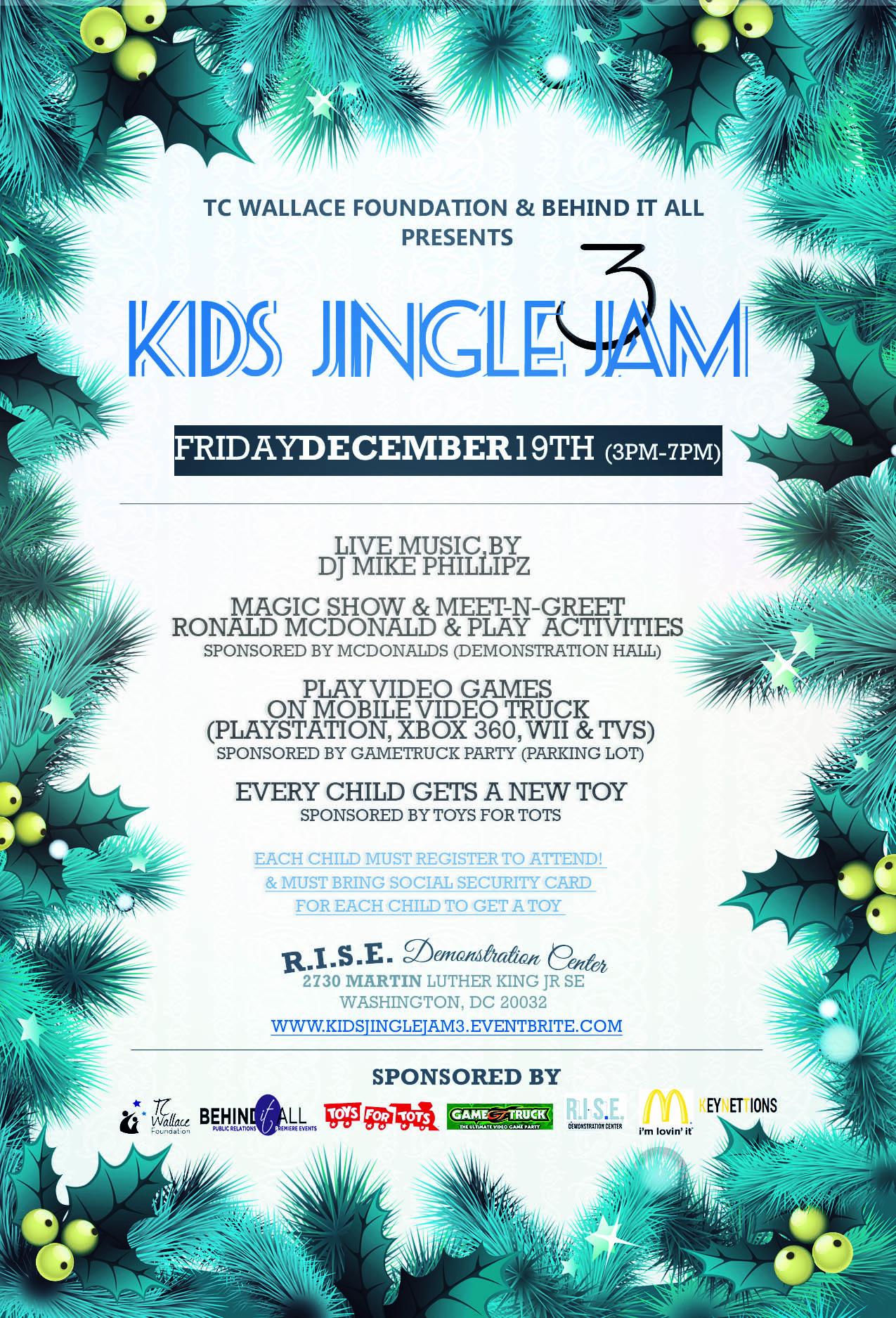 Kids Jingle Jam 3