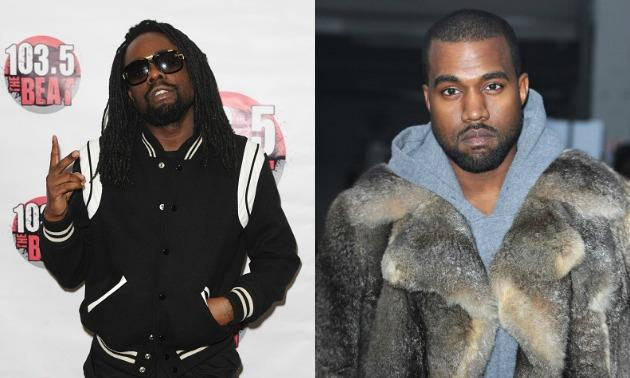 Wale Visits Miami Radio Station/Givenchy : Front Row - Paris Fashion Week - Menswear F/W 2014-2015