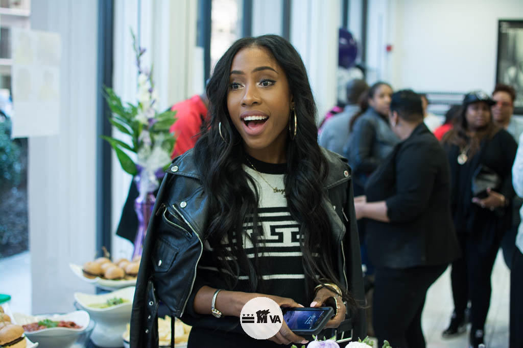 Sevyn Streeter Spa Day