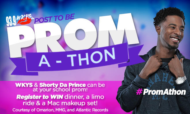 WKYS POST TO BE PROM-A-THON