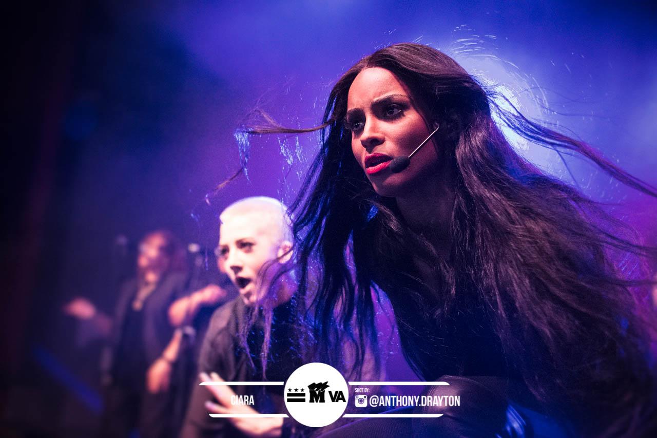 Ciara at The Fillmore Silver Spring