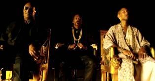 Stevie Wonder, Snoop Dogg, Pharrell Williams