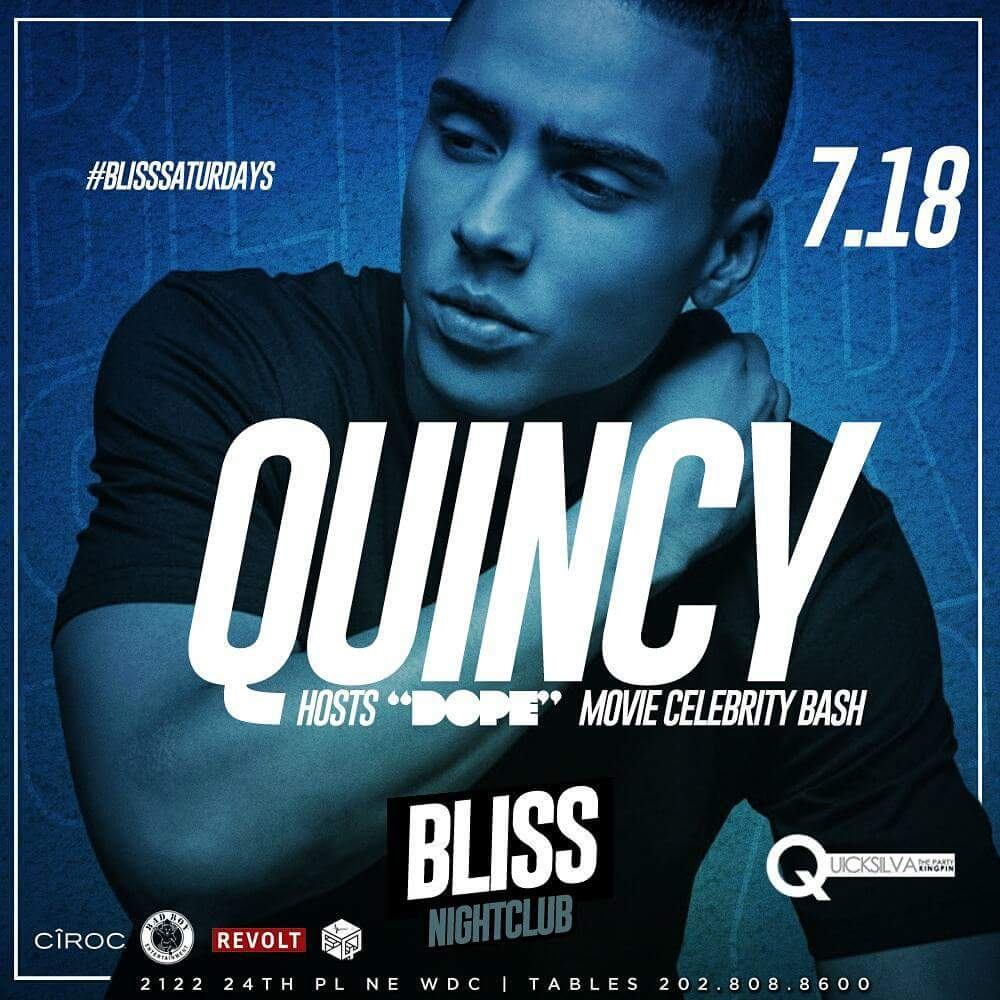 quincy bliss