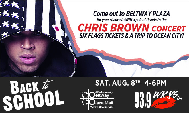 Back to School: Come to Beltway Plaza for Chance to Win