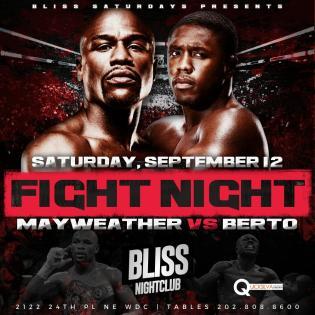 BLISS Fight Night
