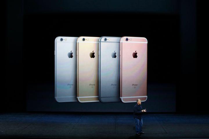 2015 Apple Keynote: Apple Unveils New iPhone6s Plus More!