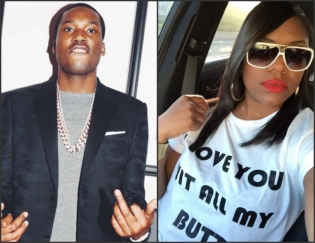 Meek Mill Baby Mother