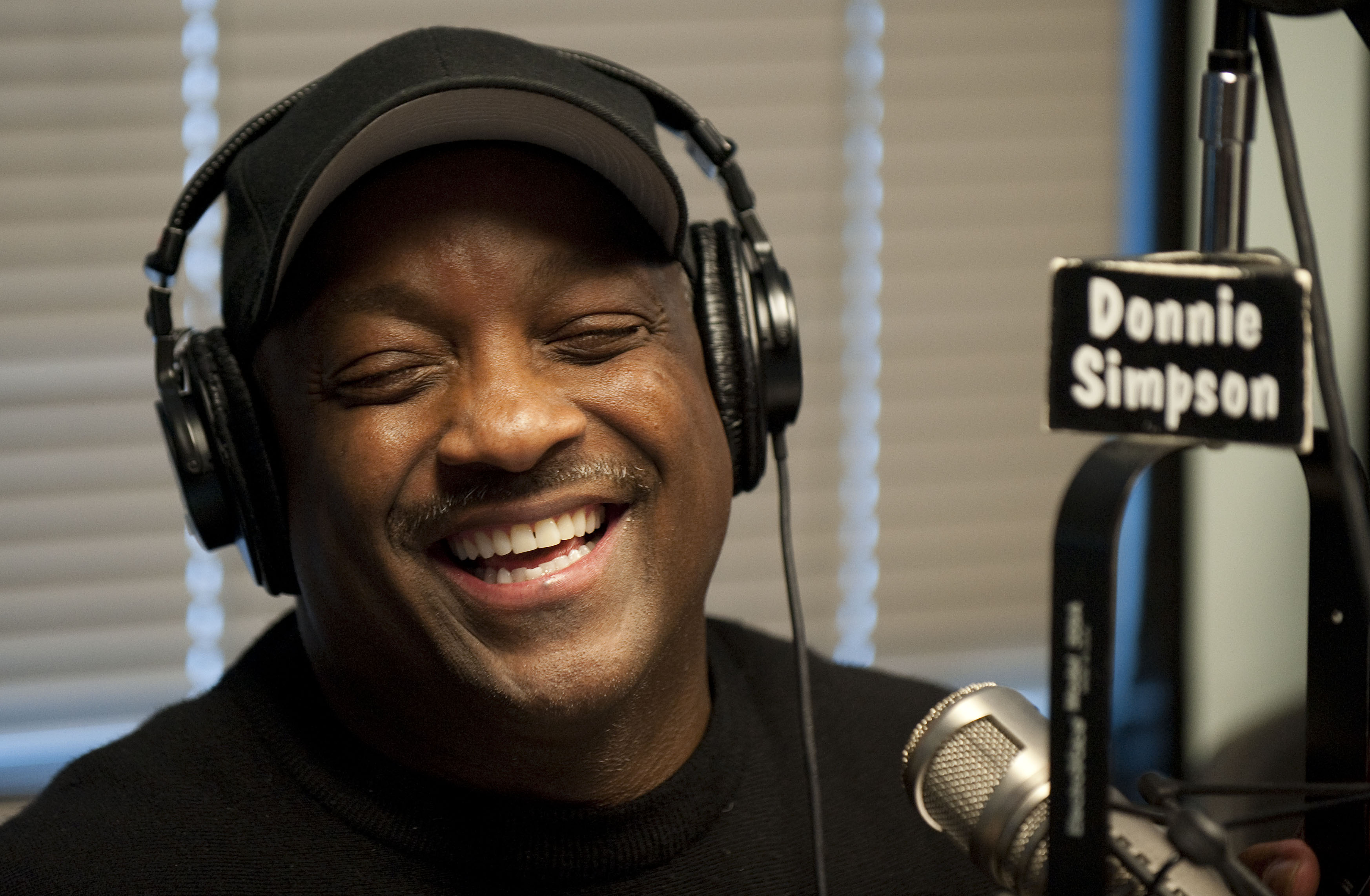 LANHAM, MD - January 29: Donnie Simpson's last day of his popula