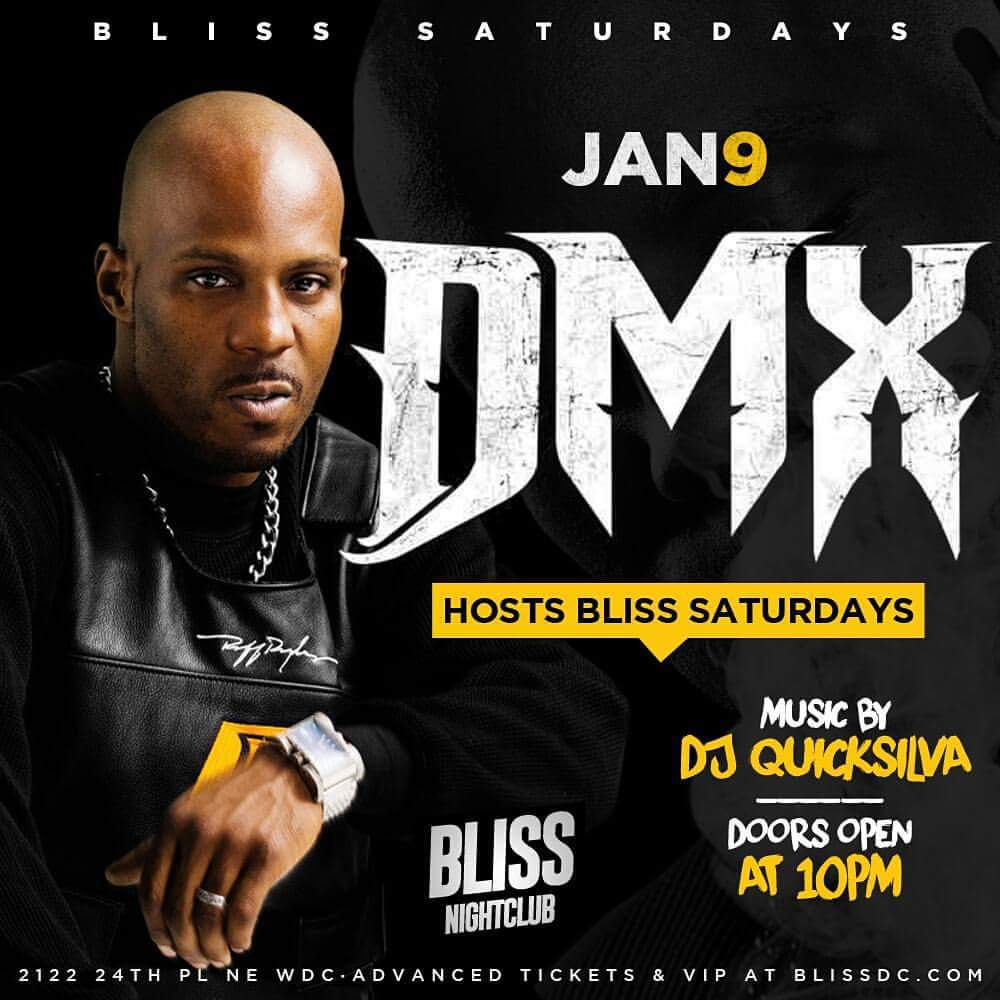 dmx bliss