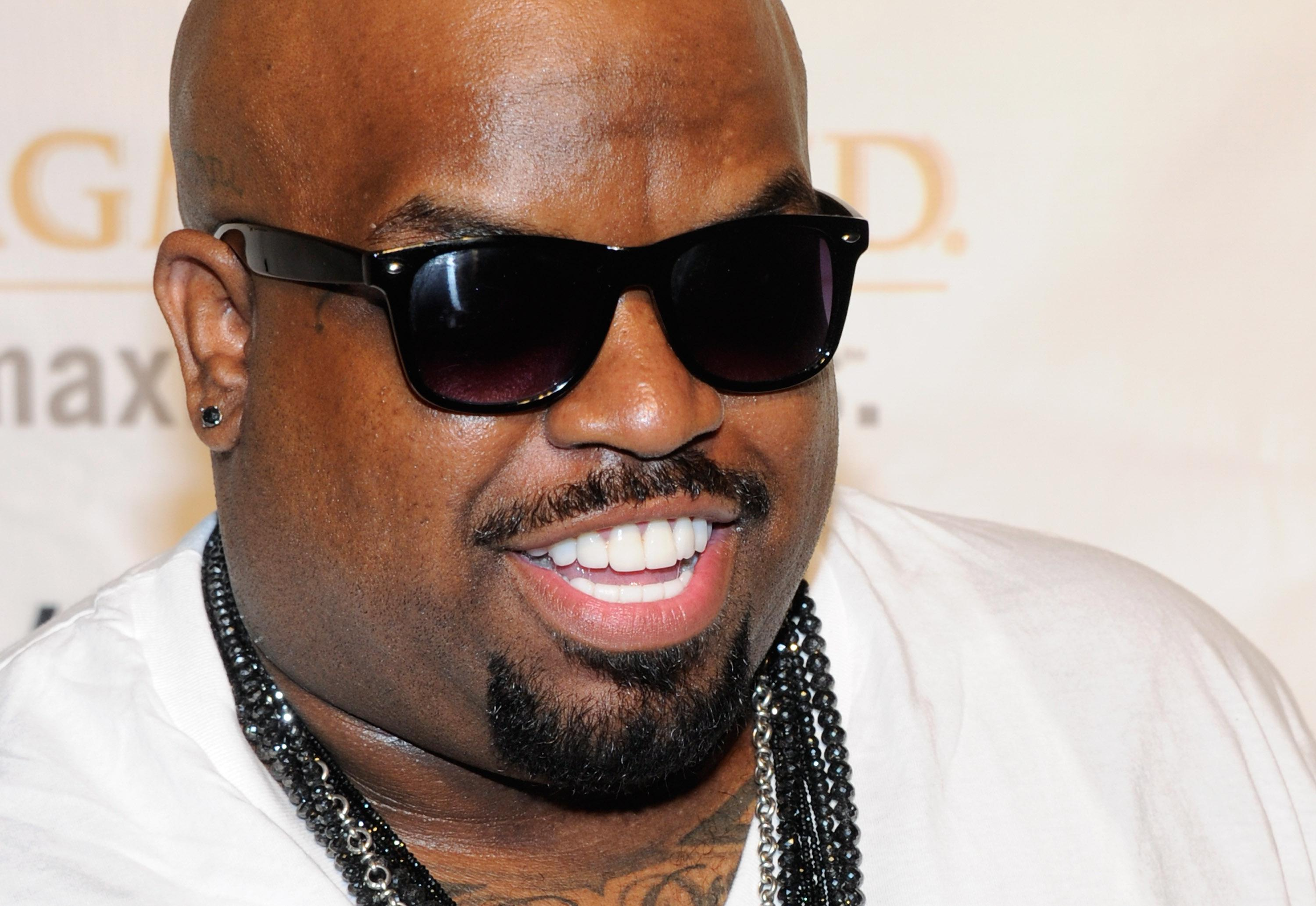 Cee Lo Green Performs During Jack Daniel's Launch Event At Wet Republic At MGM Grand