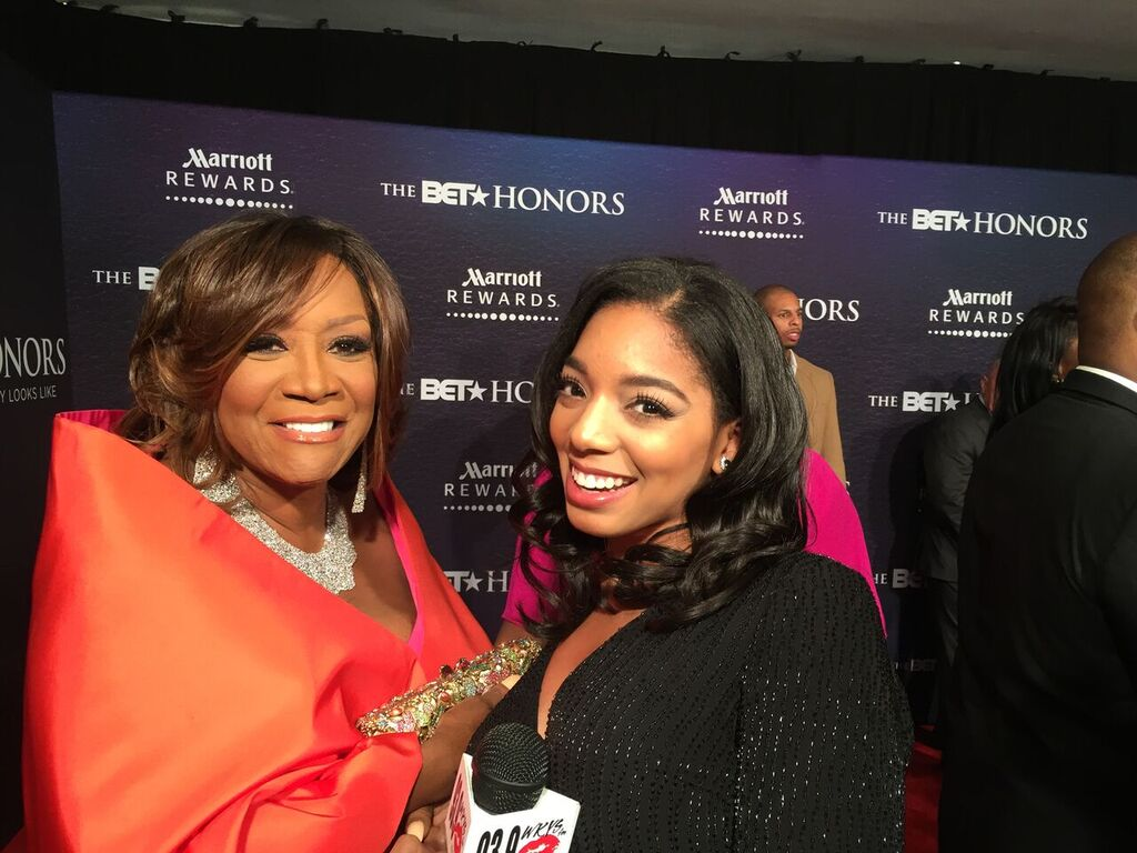 Britt & Patti LaBelle