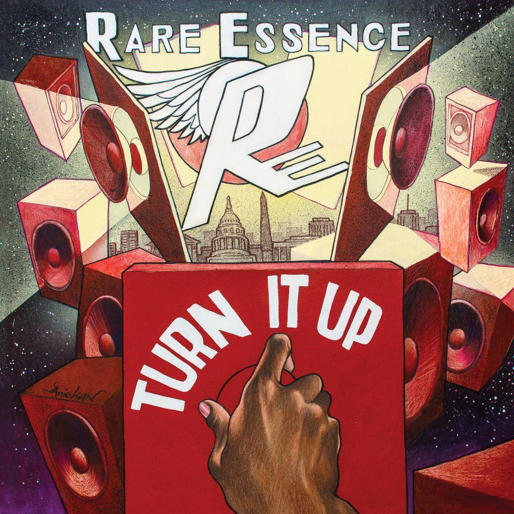 "Rare Essence ""Turn It Up"""