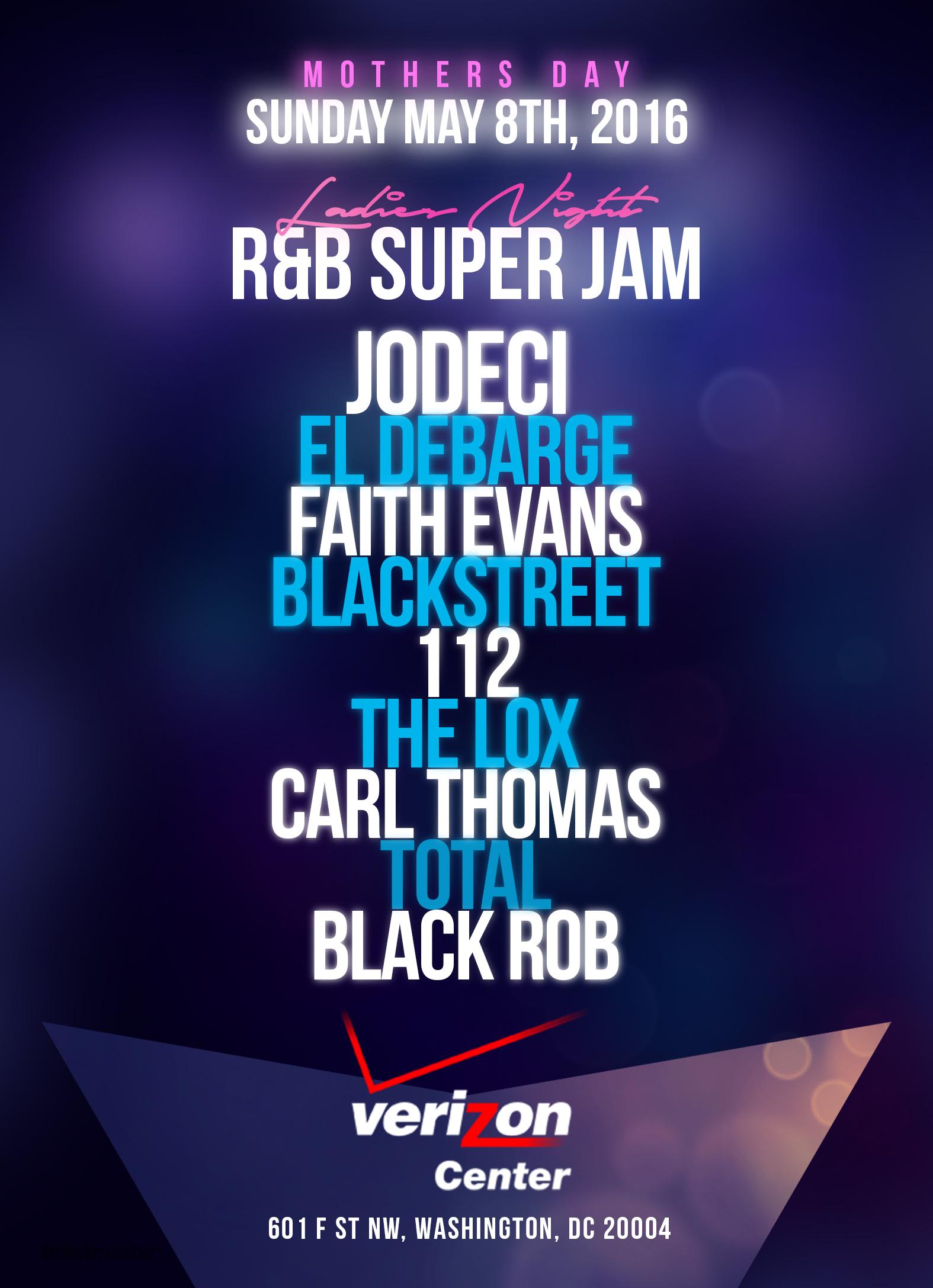 New Super Jam Graphic