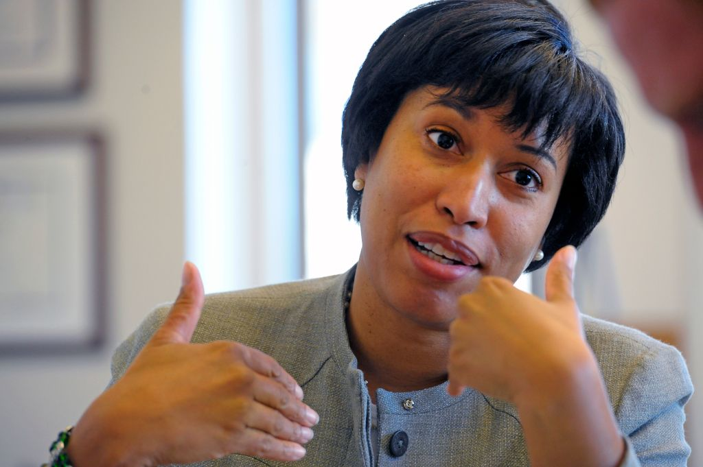 Mayor Muriel Bowser discusses economic state of the city and what's coming in the future