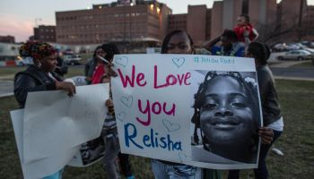 Vigil for Relisha Rudd