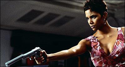 Halle Berry - Black Bond Girls