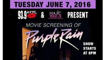 Purple Rain Howard Theater