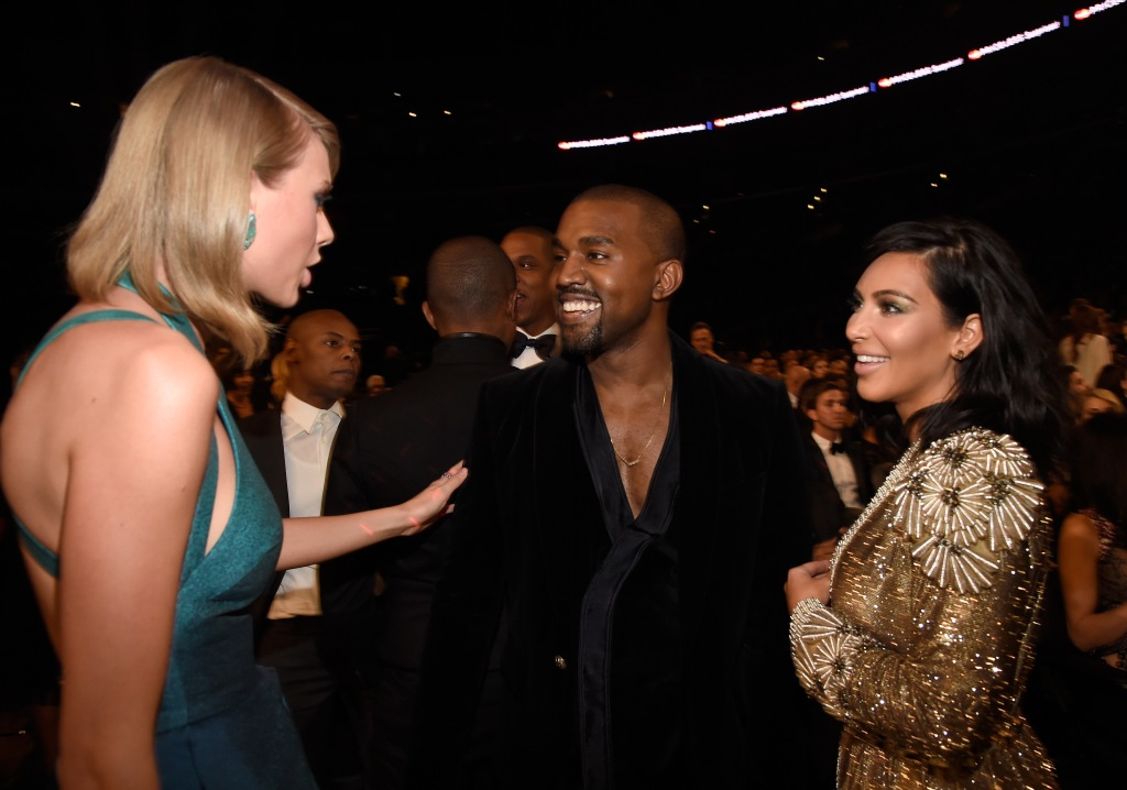 The 57th Annual GRAMMY Awards - Backstage And Audience