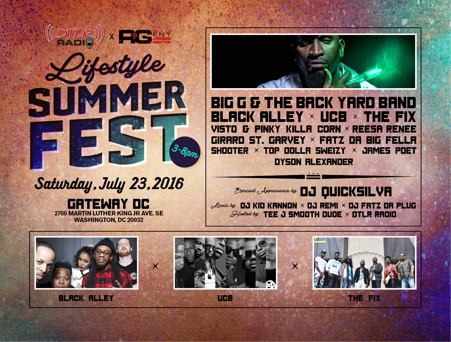 dtlr lifestyle summer festival 93 9 wkys