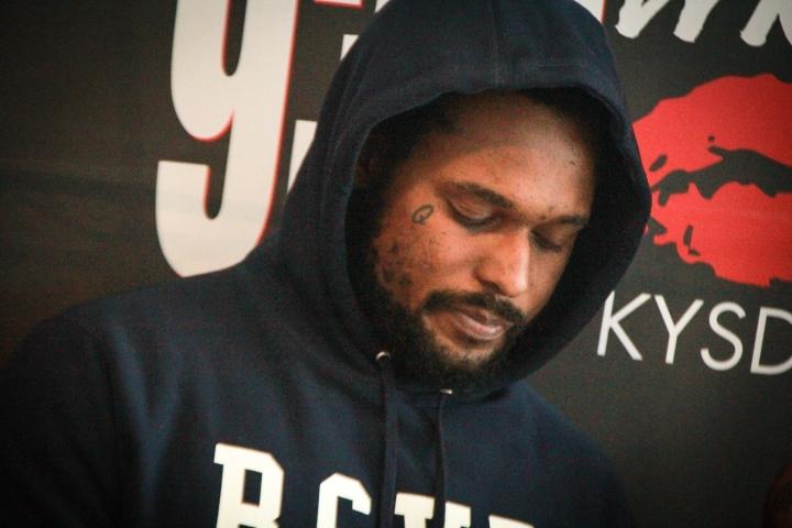 Best Rap Performance: ScHoolboy Q Featuring Kanye West (That Part)