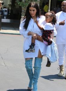 Celebrity Sightings In Los Angeles - June 25, 2016