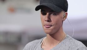 Justin Bieber Performs On NBC's 'Today'