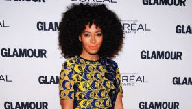 Glamour Magazine Honors The 22nd Annual Women Of The Year - Red Carpet