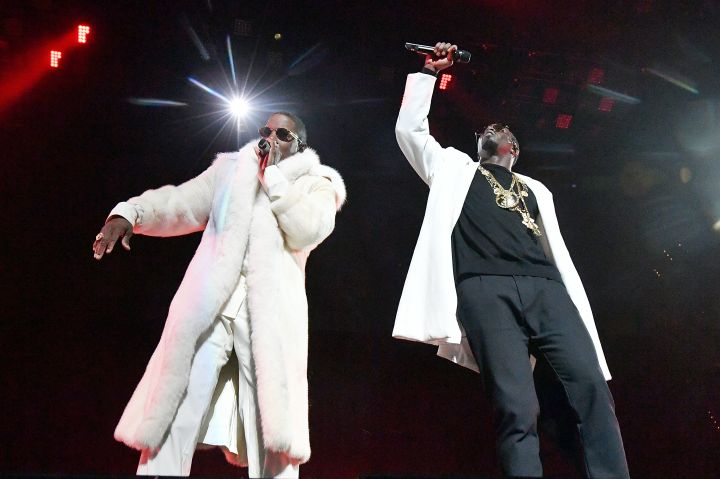 Diddy & Bad Boy Invade The Verizon Center For The Bad Boy Reunion Tour