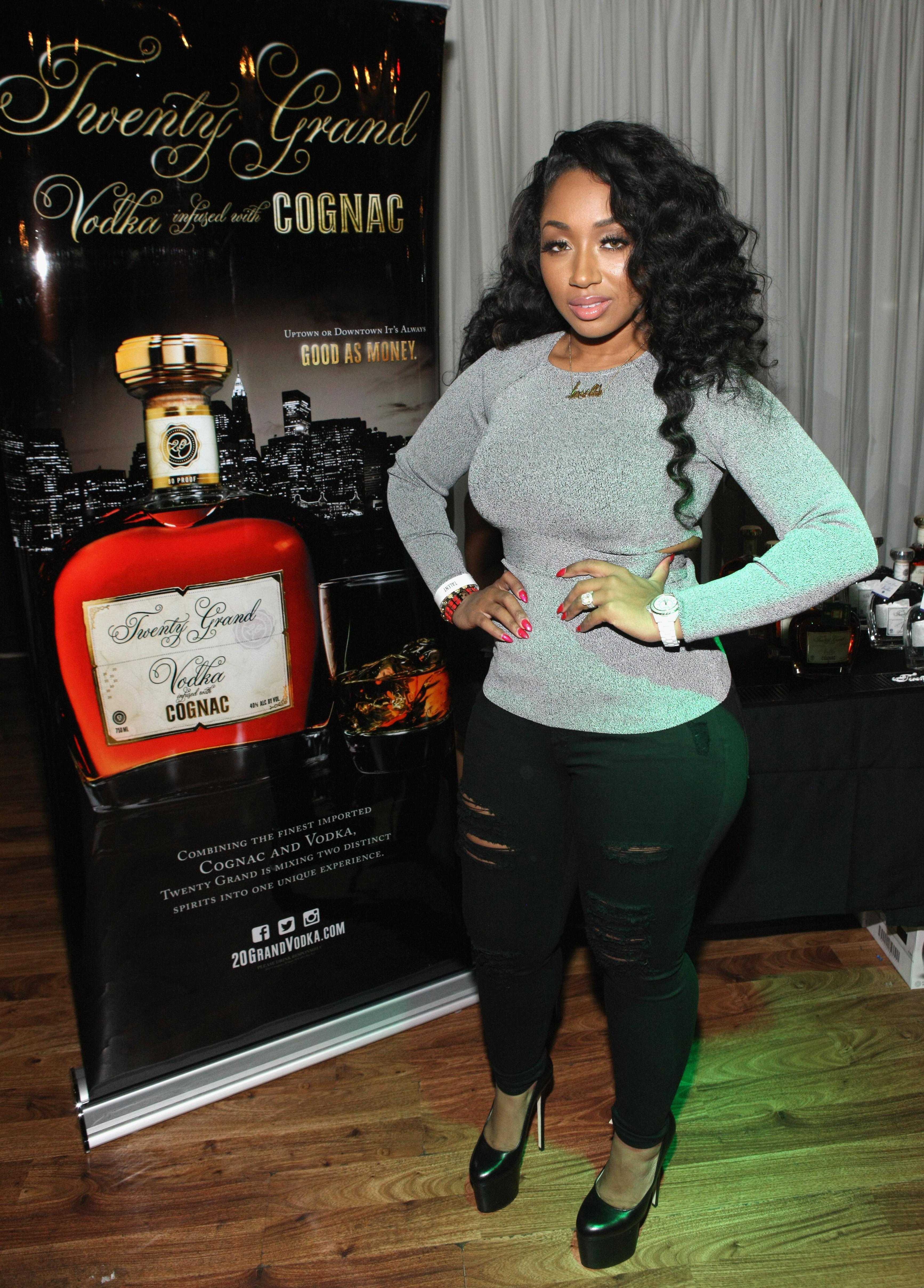 BET Hip Hop Awards 2014 Gift Lounge