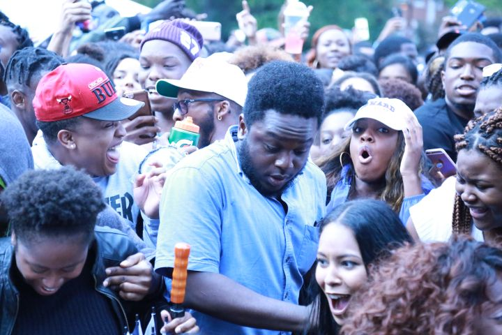 Howard University Yardfest 2016