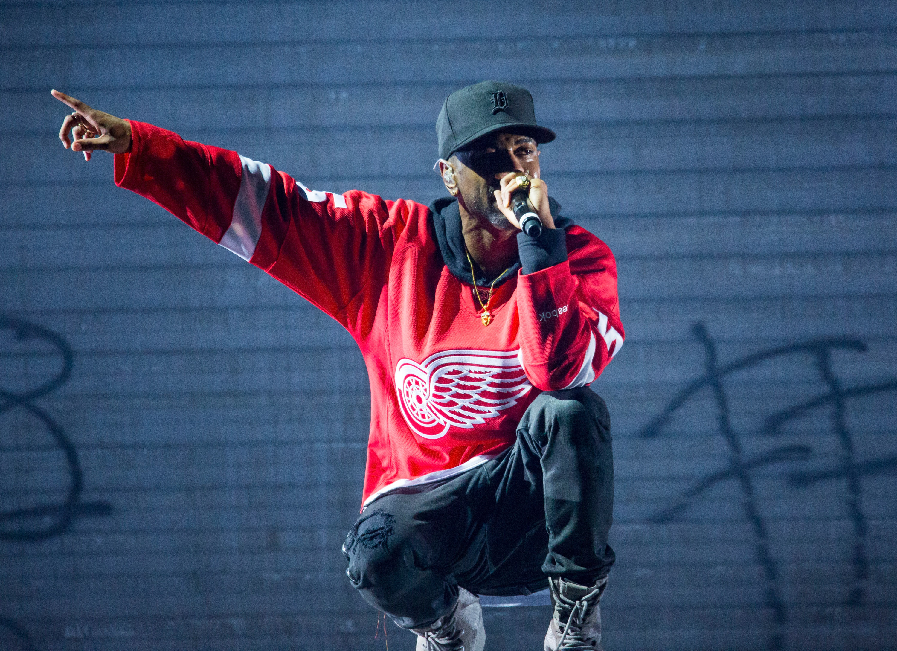 Big Sean In Concert - Detroit, MI