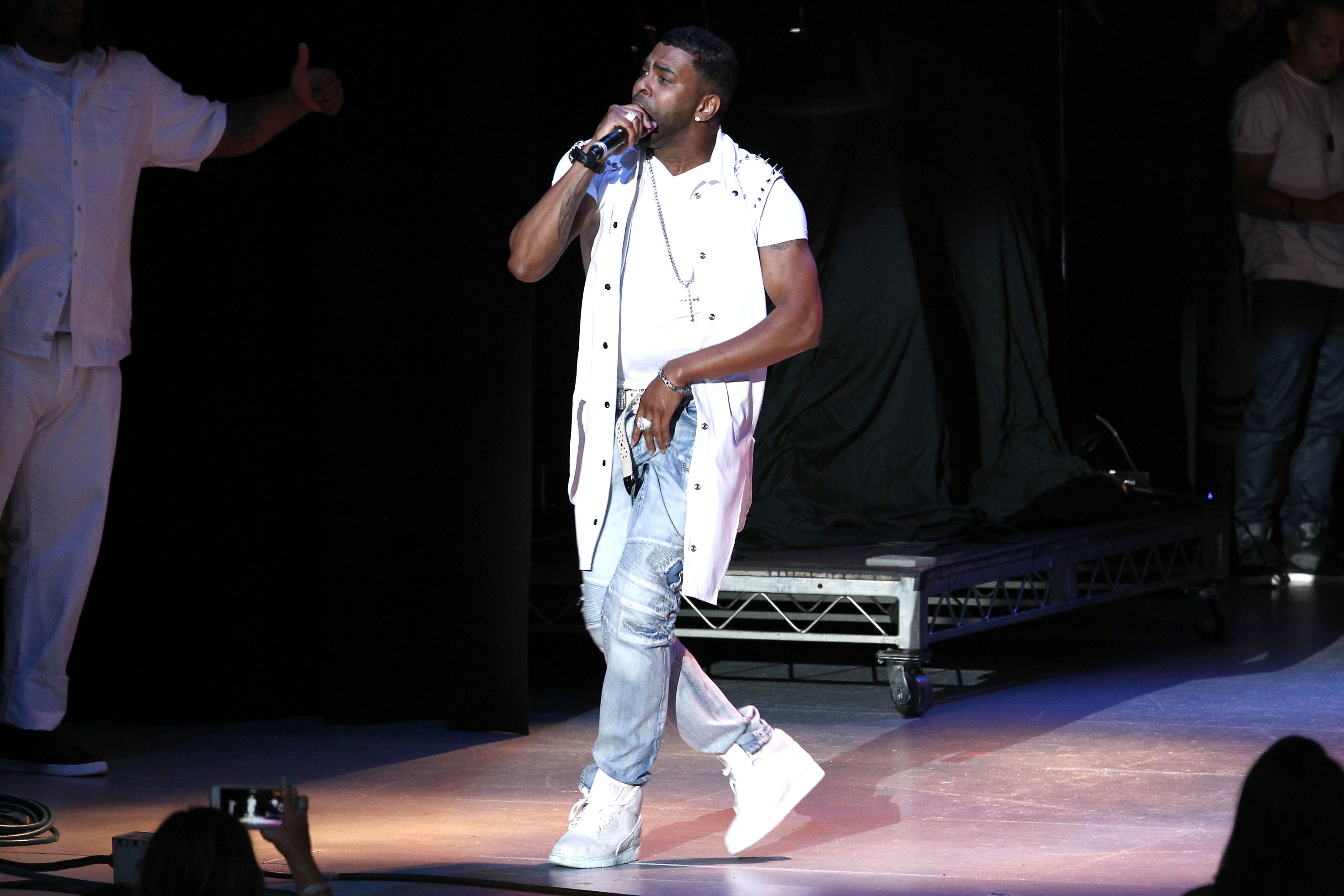 94.7 The WAVE's Soulful Summer Concert At The Greek