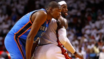 Oklahoma City Thunder v Miami Heat - Game Three