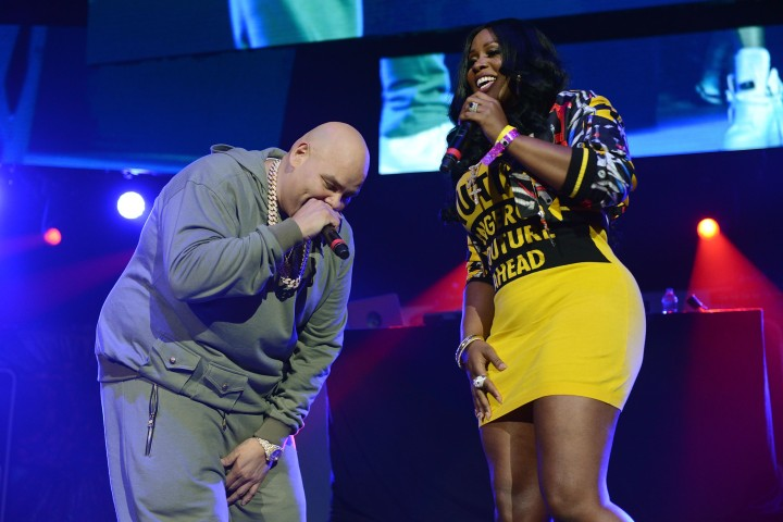 Best Rap Song: Fat Joe & Remy Ma (All The Way Up)