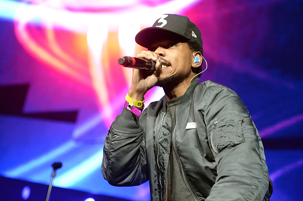 Best Rap Performance: Chance The Rapper Featuring Lil Wayne & 2 Chainz (No Problem)