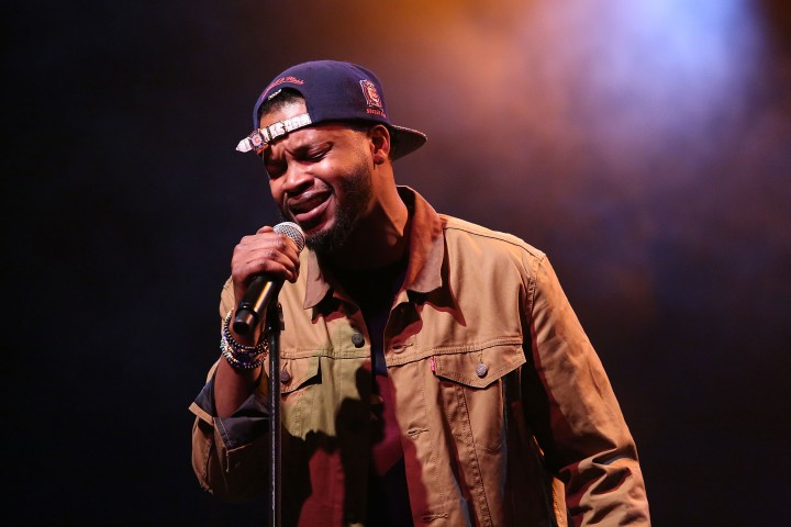 Best Traditional R&B Performance: BJ The Chicago Kid (Woman's World)