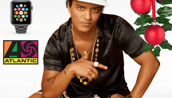Bruno Mars 24K Apple Watch KYS-Mas Graphic