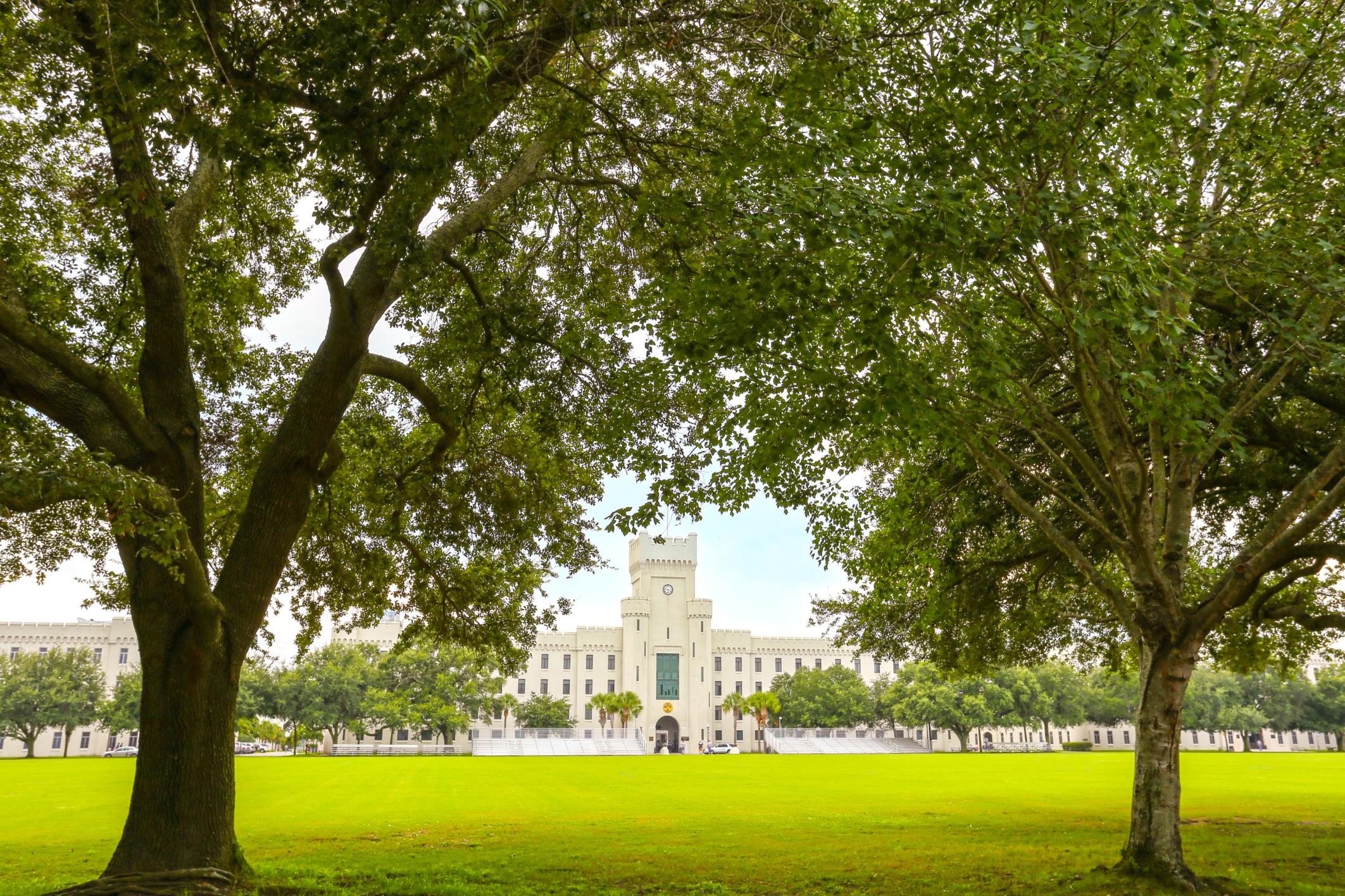 The Citadel in Charleston