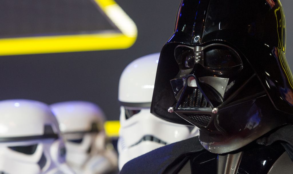 UK - 'Star Wars - The Force Awakens' European Premiere in London
