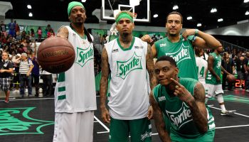 2015 BET Experience - Sprite Celebrity Basketball Game