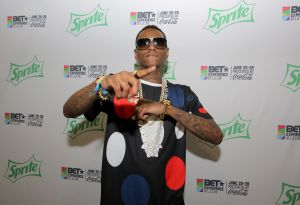 2015 BET Experience - Sprite Green Room