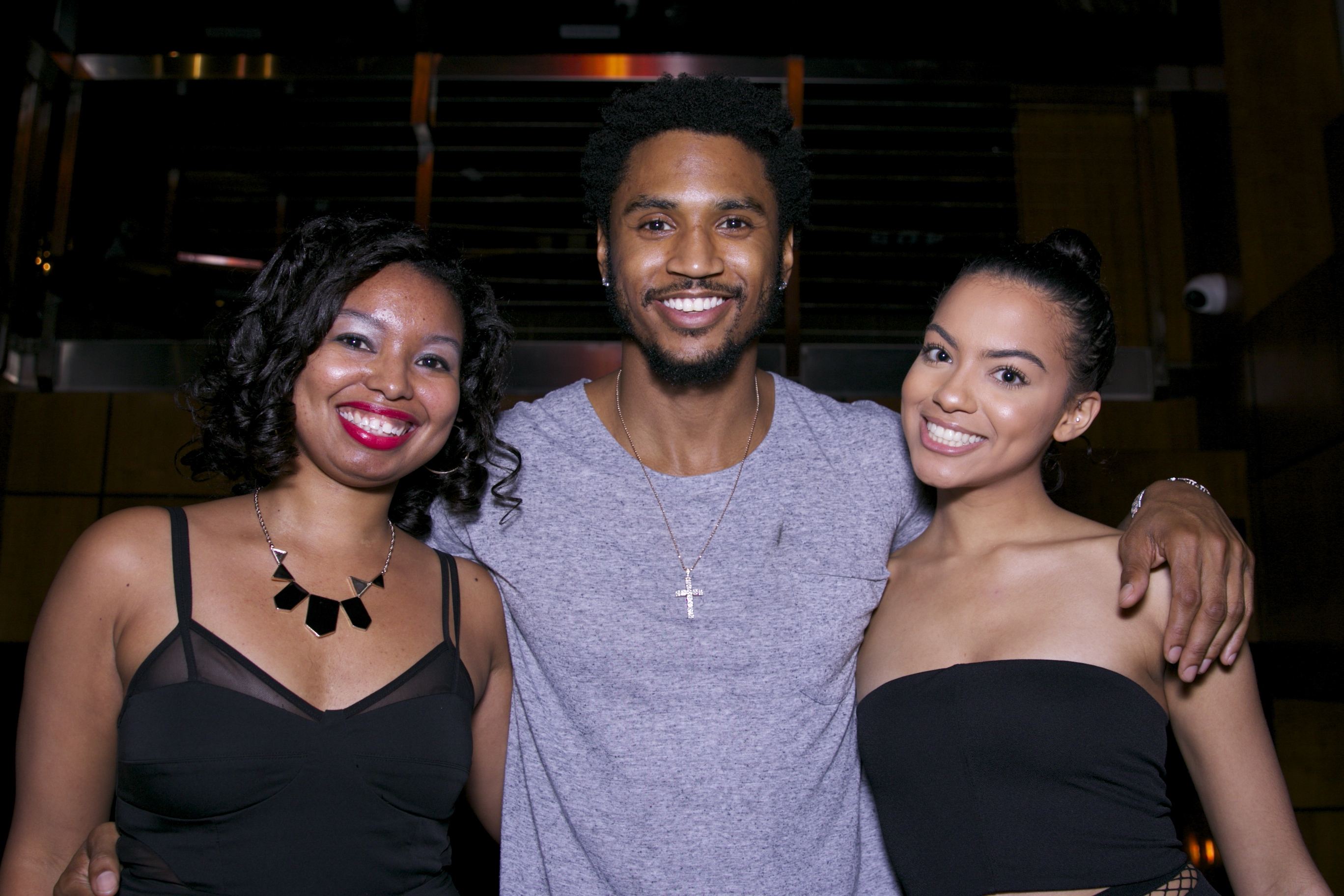"Trey Songz ""Tremaine The Playboy"" Meet & Greet"