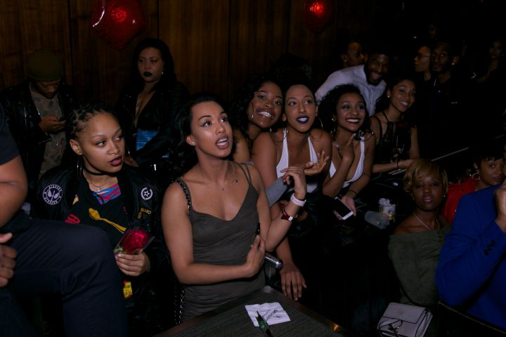 "Trey Songz ""Tremaine The Playboy"" Meet & Greet"