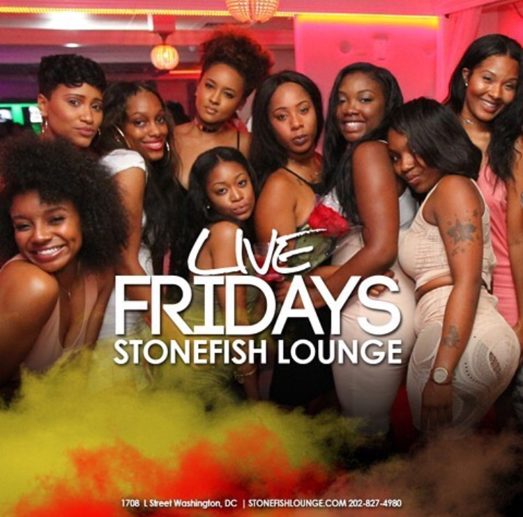 Stonefish Fridays