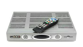 DVR and Remote Control