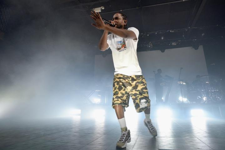 """Kendrick Lamar """"Humble"""""""